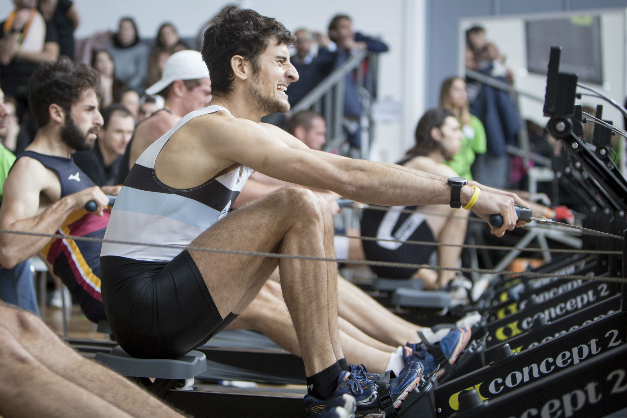 gara indoor rowing
