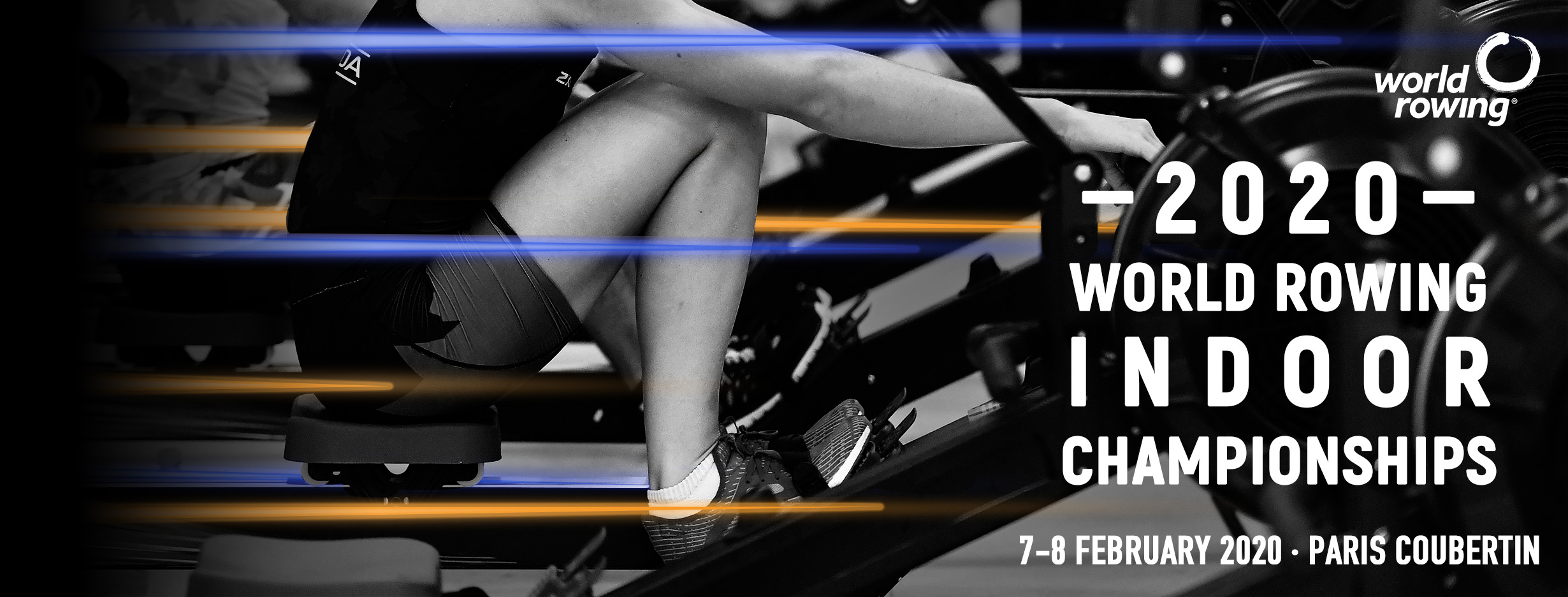 Banner world indoor rowing championships