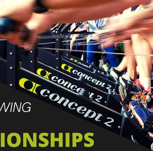 locandina indoor rowing virtual championships
